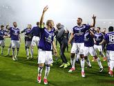 Anderlecht werkt eerste training af met... tien spelers