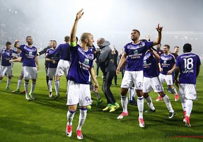 Quel est le meilleur tirage pour Anderlecht en Ligue des Champions ?