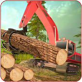 Sawmill Simulator - Forest Truck Driving Game