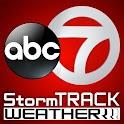 ABC-7 KVIA StormTRACK Weather icon