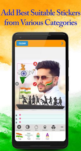 Independence Day Photo Editor 2020 screenshot 3