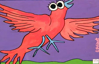 Photo: Red Bird 10 x 14