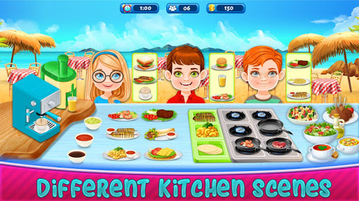 Crazy Craft Cooking - Time Management Fever 3.0 screenshots 3