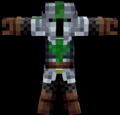 Idea for knight skin I