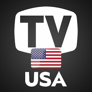 TV USA Free TV Listing Guide 7.0 by IdeBagus logo