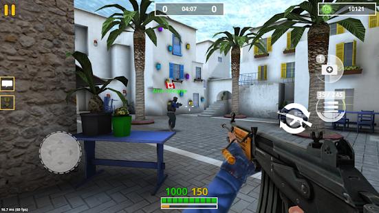 App Combat Strike:FPS War- Online shooter & PVP Combat APK for Windows Phone