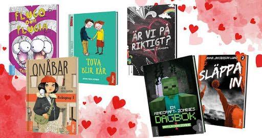Boktips: Kärlek känns och finns i många former
