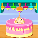 Ice Cream Cake Baker Shop icon