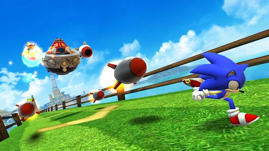 Sonic Dash Mod Apk 4.25.0 (Unlimited Money) 7