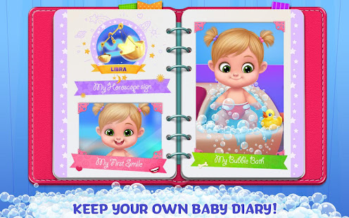 Crazy Nursery - Baby Care poster