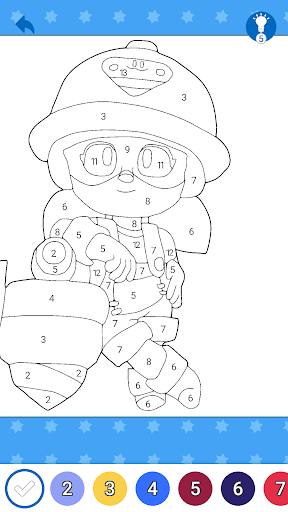 Coloring for Brawl Stars apkpoly screenshots 12
