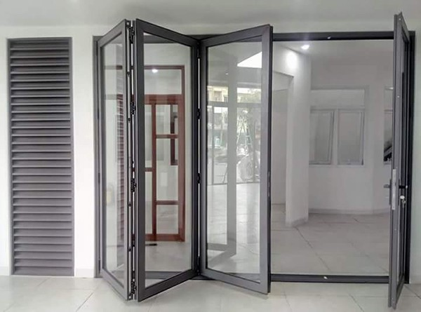 Cửa nhôm hệ Xingfa được làm bằng chất liệu cao cấp