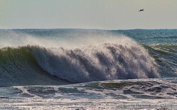 Photo: Big strong waves