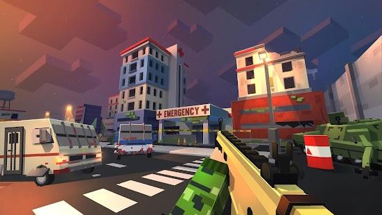 FreeCraft Zombie Apocalypse - náhled