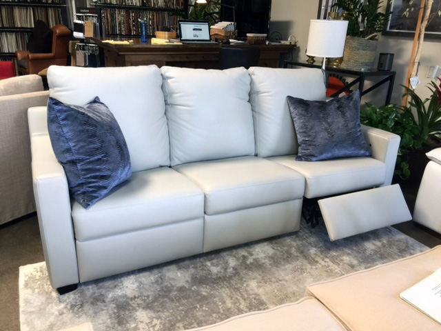 Elite Leather Recliner Sofa
