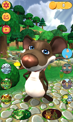 My Talking Rat 1.0.6 screenshots 2