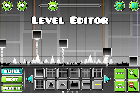 Geometry Dash Apk Mod All Unlocked Full Version 5