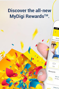 App MyDigi APK for Windows Phone