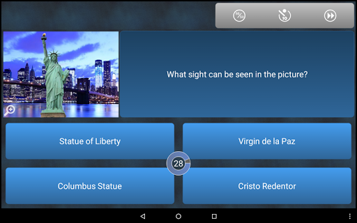 Category Quiz (Trivia) - screenshot