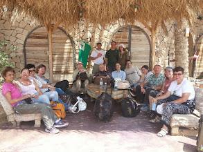 Photo: Lasta kun-sido en Kfar Hanokdim