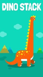 Dino Stack - náhled