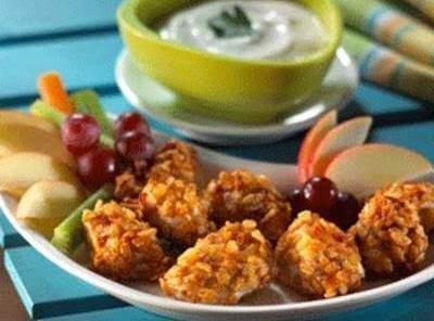 Pat Duran's Original Chicken Bites-Recipe 1975