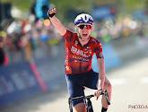 """Martin houdt klassementsmannen af en schrijft geschiedenis: """"Giro is rollercoaster, ongelooflijk om het klaar te spelen"""""""