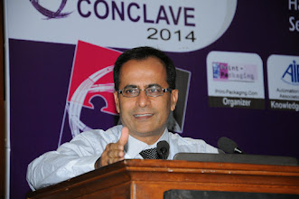 Photo: Santosh Tandon, General Manager, Signode India Ltd.