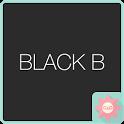 ColorfulTalk - Black B 카카오톡 테마 icon