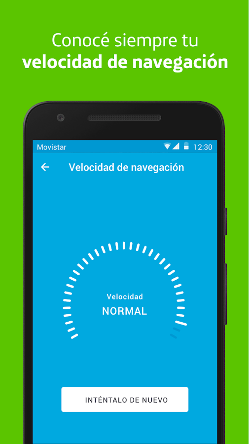Mi Movistar Negocios Argentina- screenshot