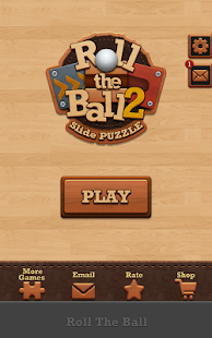 Roll the Ball®: slide puzzle 2 Screenshot