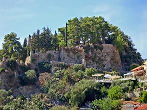 Photo: 2009-09-23. Parga. Burcht | Castle.  www.loki-travels.eu