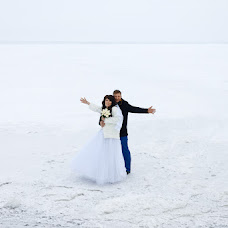 Wedding photographer Andrey Larionov (larionov). Photo of 26.01.2018