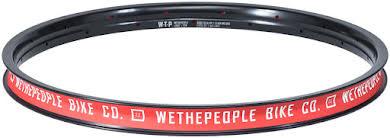 "We The People Logic 22"" Welded Rim, 36h alternate image 1"