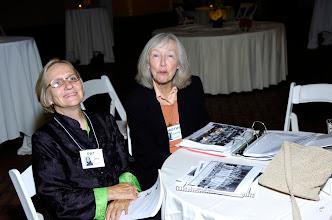 Photo: Pat Lenz Jones and Dorothy Heffner Voogd