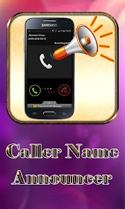 Caller Name Ringtone Free screenshot 0