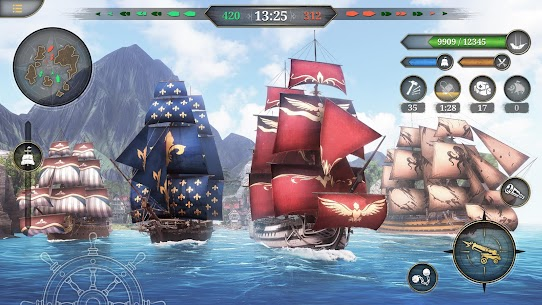 King of Sails: Ship Battle 7