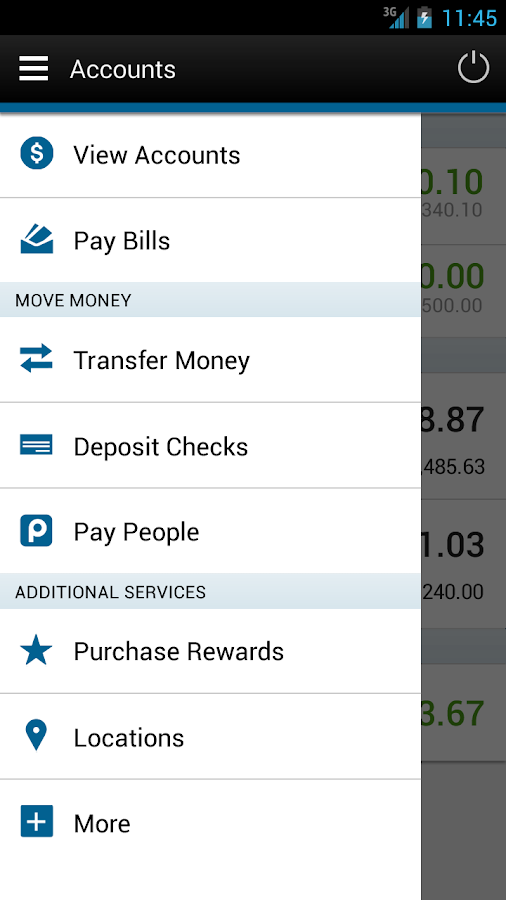 Pittsford FCU Mobile Banking- screenshot