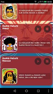 Radio Patate - náhled