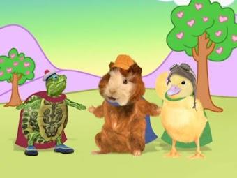 Save the Honey Bears!/Save the Stinkbug!