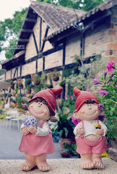 文心園 花園咖啡