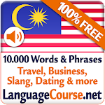 Learn Malaysian Words Free 2.5.3