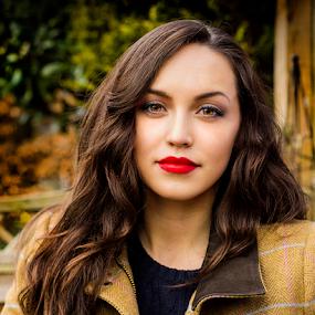 Freya 8 by Shaun White - People Portraits of Women