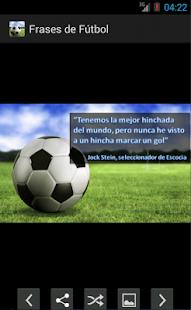 Frases De Fútbol Aplikacije Na Google Playu