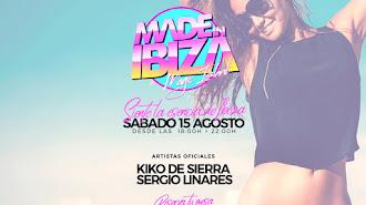 Made in Ibiza, la esencia de la isla ibicenca en Náutica.