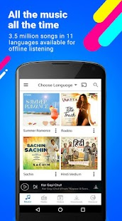 Hungama Music - Songs & Videos Screenshot