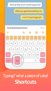 PlayKeyboard – Create a Theme, Emojis, Shortcuts Apk  Download For Android 6