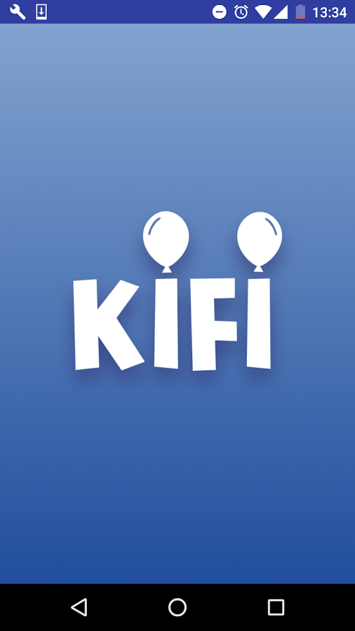 KiFi- screenshot