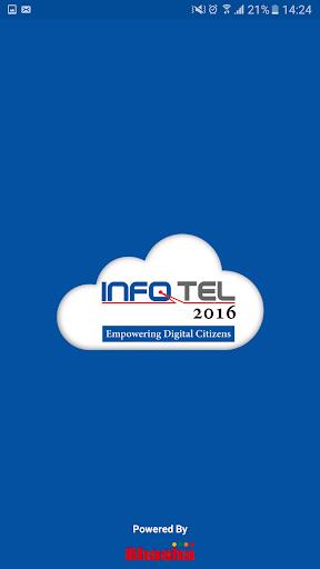 INFOTEL 2016 - ICT Exhibition Screenshot