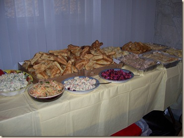 Thanksgiving2007 spread